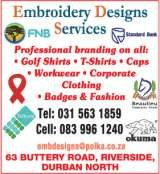 Profile Photos of EMBROIDERY DESIGNS SERVICES