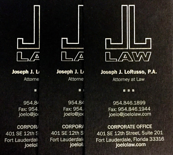 Profile Photos of The Law Offices of Joseph J. LoRusso, PA 18500 NE 5th Ave, 2nd Floor - Photo 10 of 17