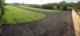 A Side View of the Grass Pitches we Have to Offer