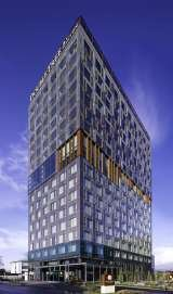DoubleTree by Hilton Zagreb is located in the heart of the Green gold business & shopping district.