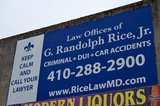 Law Offices of Randolph Rice 1301 York Rd #200