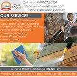 Professional Eaves trough Cleaning Cambridge | Keen 2 Klean Windows, Cambridge
