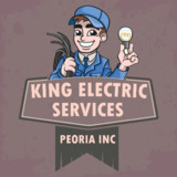 King Electrician Services Peoria Inc