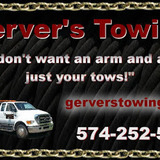 Gerver's Towing 3839 Lincolnway East