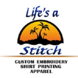 Life's a Stitch Custom Embroidery