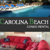 Carolina Beach Condo Rental