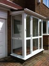 Porch Fitted In Nottingham