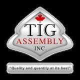 Profile Photos of Tig Assembly