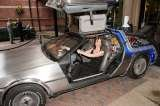 Great Scott! Delorean Hire - Delorean Weding Car - Delorean Time Machine Leeds