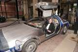 Delorean Hire - Delorean Weding Car - Delorean Time Machine Leeds