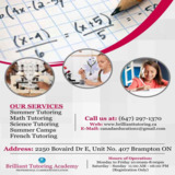Brilliant Tutoring | Summer Tutoring