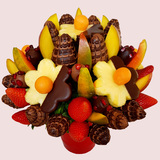 Chocolate Bouquets of Fruity Gift