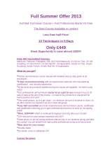 Pricelists of Beauty Training Studio -Nail-Make UP-Hair ExtensionTraining Courses London
