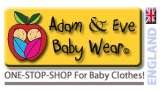 Pricelists of Adam and Eve Baby Wear