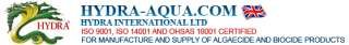 Pond Chemical Supplier