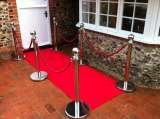Stanchion post hire Leicester