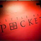 Little Red Pocket Cocktail Bar