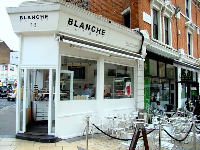 Blanche in Hammersmith New Album of Blanche Eatery 13 Beadon Road - Photo 8 of 9