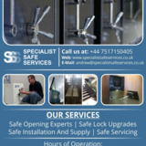 Specialist Safe Services   Professional safe opening   Shropshire