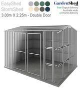 StormShed 2.25m x 1.5m Cyclone