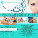 Non surgical Skin Lifting and Tightening Castle Hill- Rich Skin Clinic