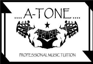 A-Tone Music School (Home Tuition, Guitar, Bass, Keys, Drums, Singing Lessons)