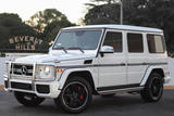 Mercedes-AMG G63 White Falcon Luxury Exotic Car Rental