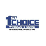 1st Choice Windows & Siding