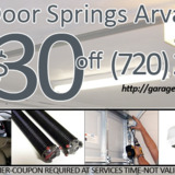 Garage Door Springs Arvada