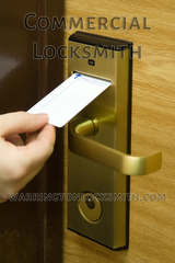 Warrington Commercial Locksmith
