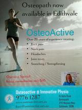 New Album of OsteoActive Edithvale