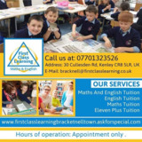 First class learning bracknelltown | Private Tutor