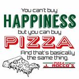 Our PIZZA's of J. Rocco's Pizza