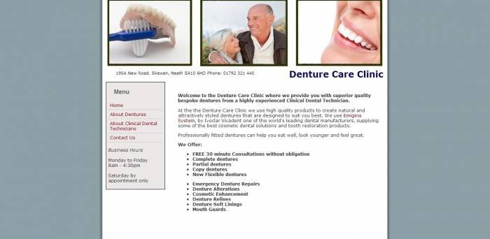 Profile Photos of Denture Care Clinic - Serving Swansea and Surrounding Areas 190a New Road - Photo 2 of 4