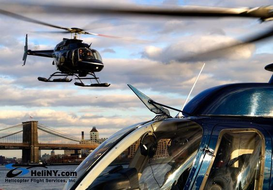 Profile Photos of Helicopter Flight Services, Inc Downtown Manhattan Heliport, Pier 6 - Photo 10 of 11