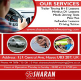Automatic female instructor in Hayes | Sharan School Of Motoring