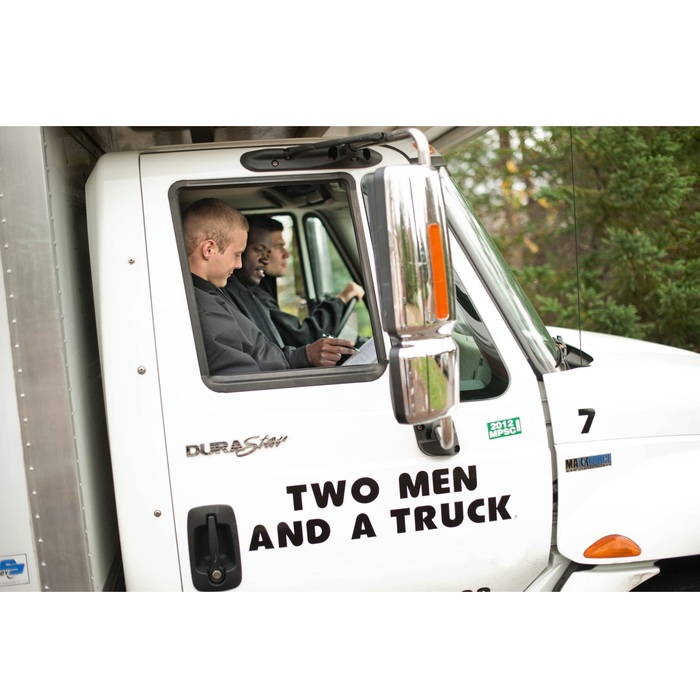 Profile Photos of Two Men and a Truck 1421 Belfast Ave - Photo 2 of 4