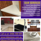 Lobo Stone Benchtops | Composite stone Benchtops | South East Melbourn