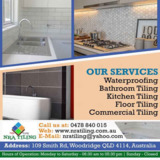 Reliable Wall And Floor Tiling Services In North Brisbane | NRA Tiling