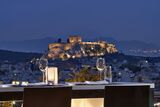 Galaxy Restaurant & Bar at Hilton Athens, Hilton Athens, Athens