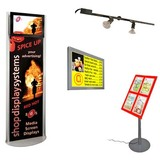 Products of Shop Display Systems Ltd