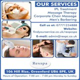 Haircut and Indian Head Massage Greenford | Find Your Service, Greenford