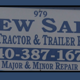 New Safe Truck and Trailer Repair