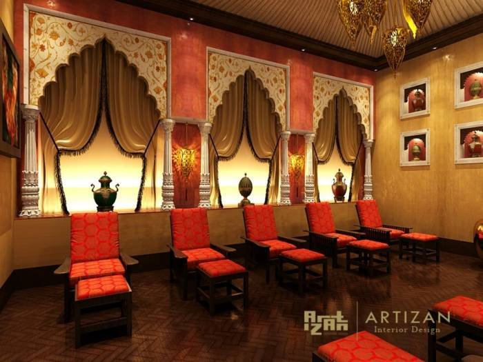Henna lounge Profile Photos of Artizan Interior Design LLC Churchill  Executive Tower - Photo 8 of
