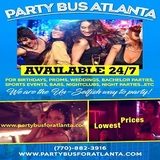 Profile Photos of Party Bus For Atlanta