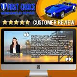 First Choice Windshield Repair of First Choice Windshield Repair