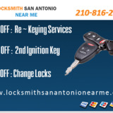 Locksmith San Antonio Near me