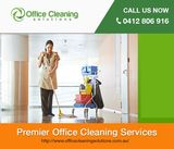 Office Cleaning Solutions, Melbourne