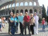 Our group in Rome on our Rome, Sicily & Amalfi Coast Tour                      , Olde Ipswich Tours, Ipswich