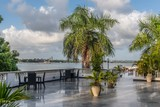 Terrace at DoubleTree by Hilton Hotel Dar es Salaam - Oyster Bay